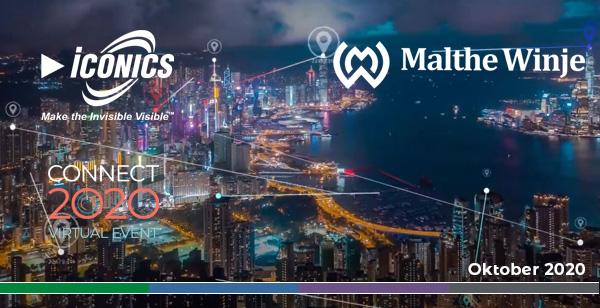 Malthe Winje er ICONICS salgskanal i Norge, Jim Martin Johansen