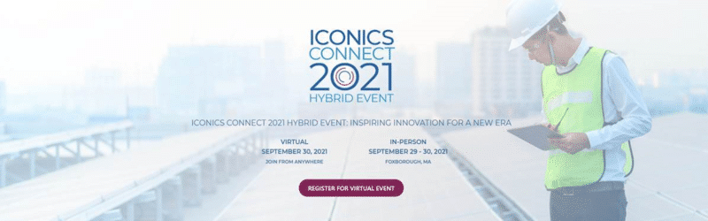 Registrer deg på Iconics Connect 2021